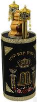 """Sephardi Sefer Torah Extra Large 21"""""""