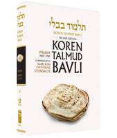 Koren Talmud Bavli - Daf Yomi (Black & White) Edition -  Pesachim Part 1