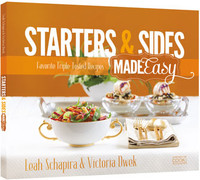 Starters and Sides Made Easy