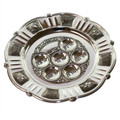 Silver Plated Seder Tray P-P436