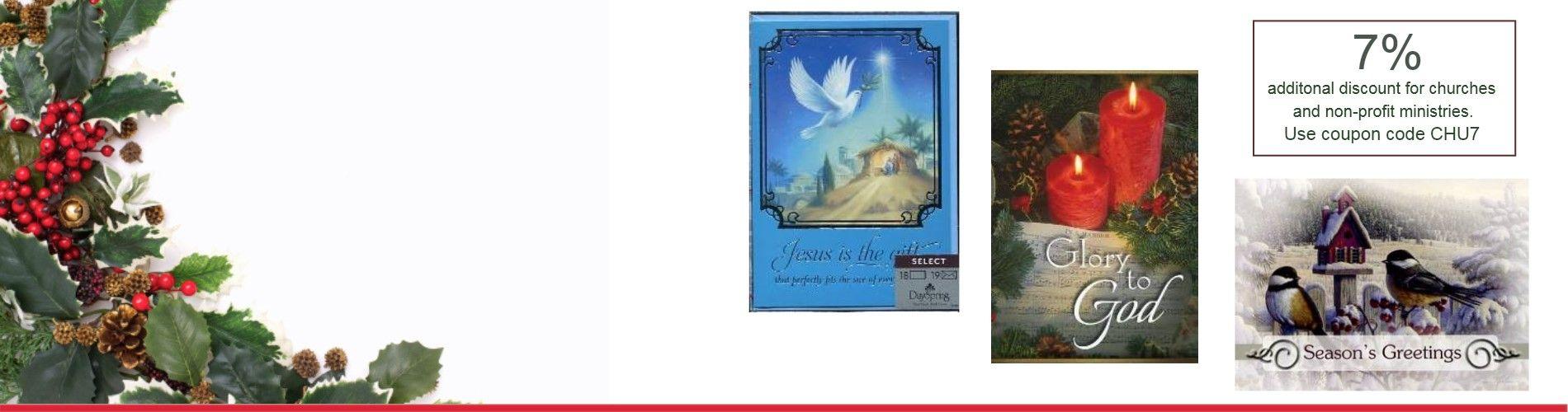 Christmas Cards on sale