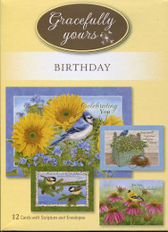 God's Serenity birthday cards