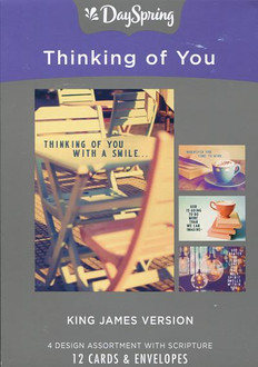 Special Reminders - Thinking of  You Cards