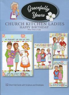 Church Kitchen Ladies