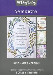 DaySpring Sympathy Cards