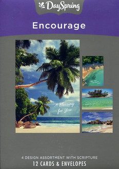 Christian Encouragement Cards