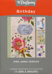 Dayspring Christian Birthday Cards