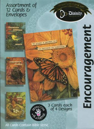 Boxed Christian Encouragement Cards