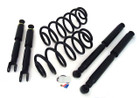 CHEVROLET TAHOE 1500 - 2000-2006 (4X2, 4X4) W/ AUTORIDE SUSPENSION New Value-Priced Coil Spring Conversion Kit