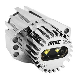 MTEC Ver.4 9W LED Bmw Angel Eyes Marker Bulbs e90 / e91