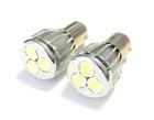 Xtec 380 P21/5w High Power LED Brake/Tail Bulbs - Super White