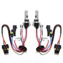 H7RC 35w Reflector Short HID Xenon Bulb Set (2 bulbs)
