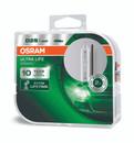 Osram Xenarc Ultra Life 10 YR Guarantee D2S Xenon Bulbs - Twin Pack (66240ULT-HCB)
