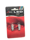 Xtec 501 W5W Cree Canbus LED Diffuser lens White (2 Bulbs)