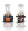H15 80W 12V CREE-XBD SMD 16*5W High Power Canbus White LEDs