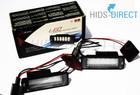 XTEC 18 SMD LED 12V HIGH POWER - PORSCHE VW NUMBER/REG PLATE LED *NO ERRORS*