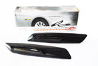 BMW 3 5 & X Series Matt Black Fender Amber LED Side Indicators
