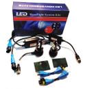 New Gen3. H4 (H/L) 5600k CREE LED Foglight Headlamp Kit 3000Lm - White