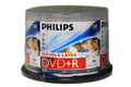 Philips 8X White Inkjet Printable Double Layer DVD+R 8.5GB