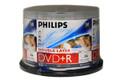 Philips 8X White Inkjet Printable Double Layer DVD+R 8.5GB