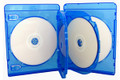Blu-Ray 22mm Five-Disc Case