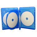 Blu-Ray 22mm Six-Disc Case