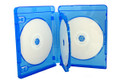 Blu-Ray 22mm Four-Disc Case