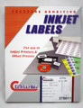 378011 Glossy Surface Avery Compatible Label Refill