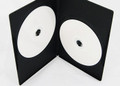 Black Slim Double 7mm DVD Case