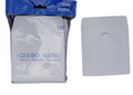 White Paper CD/DVD Sleeves - 80 grams
