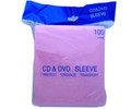 Double side Multi-Color Polypropylene CD Sleeves