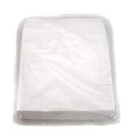 White Paper CD/DVD Sleeves With Glue-Back Sealant - 80 grams