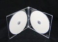 Clear Double 5.2 Slim Jewel Case
