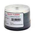 Taiyo Yuden Water Shield White Inkjet Hub Printable 52X CDR Media (80min/700MB)