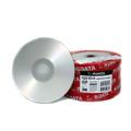 Ritek Ridata Silver Inkjet Hub Printable 52X CDR Media 80min/700MB