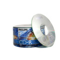 Philips Logo Top 52X CDR Media 80min/700MB