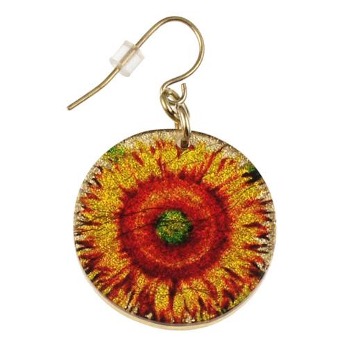 4120-116 - Sunflower Earring