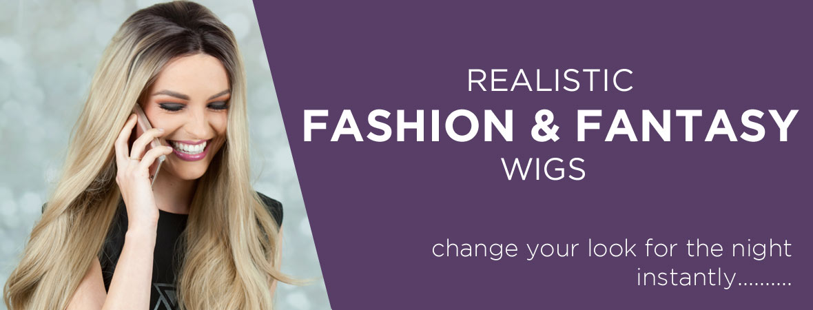 Fashion & Fantasy Wigs