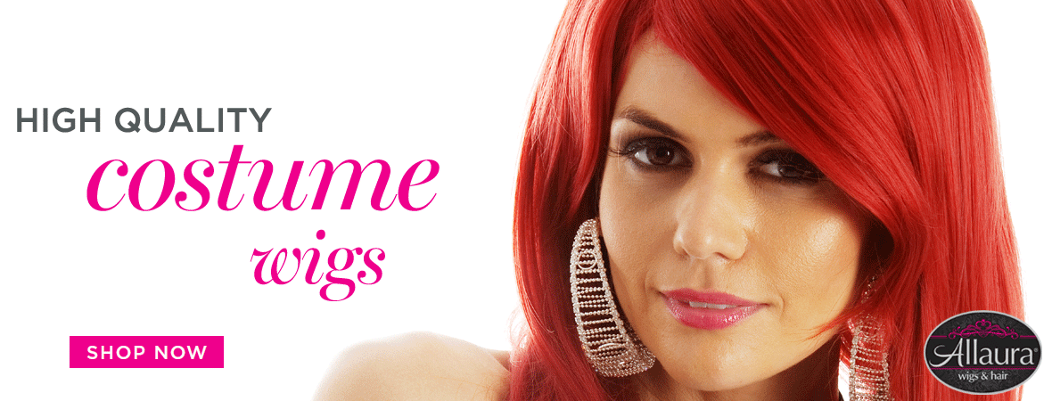 High Quality Costume Wigs - Click To View