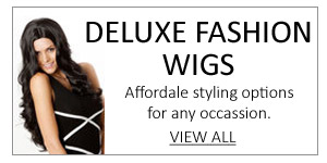 View our Deluxe Fashion Wigs