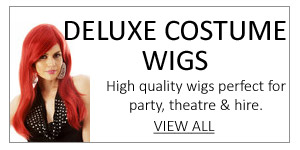 View our Deluxe Costume Wigs