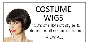 View our High Quality Costume Wigs