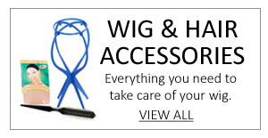 View our Wig & Hair Accessories
