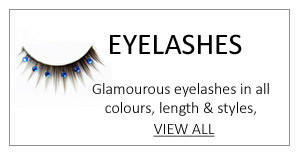 View our glamourous False Eyelashes