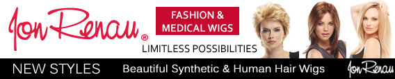 Fashion Wigs for Cancer Patients