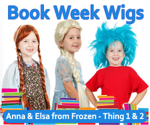 Wigs for Book Week