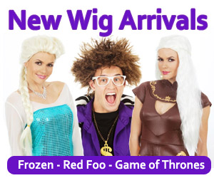 New Wig Styles Just Arrived