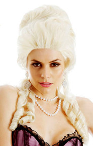 Marie Antionette (Blonde) Deluxe Costume Wig
