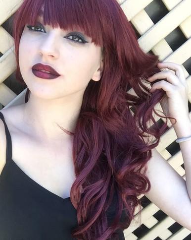 Jenna (Burgundy 118) Premium Fashion Wig
