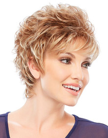 Sheena - Open Cap Wig by Jon Renau - FREE $20 WIG CARE KIT (5152)
